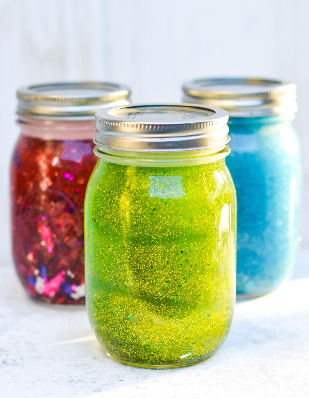 Calm Down Jars - Aurora Satler